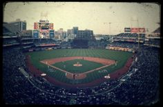 Petco Park, home of the San Diego Padres