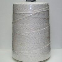 source for cheaper baker's twine - 8ply 2 pound cone (about 1600 yards of twine) for about 8 bucks