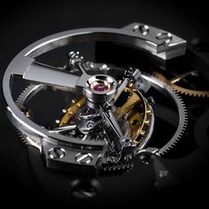@greubelforsey : God is in the details  #instawatch #watch #watches #watchaddict #watchnerd #watchgeek #watchoftheday #watchesofinstagram #dailywatch #picoftheday #photooftheday #lovewatches #luxurywatch #horology #luxury #timepiece #armcandy #womw #lordsofwatch #greubelforsey #calibre #tourbillon #masterpiece #menstuff (pic by Greubel Forsey) by lordsofwatch
