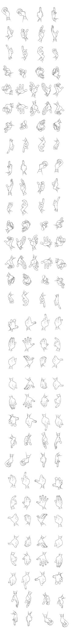 """Hogarth"" Hands Reference Sheet The Iron Giant © Warner Bros Animation — Anatomy studies, drawing references for artists Drawing Techniques, Drawing Tutorials, Drawing Tips, Art Tutorials, Drawing Sketches, Drawing Hands, Drawing Lessons, Painting Tutorials, Sketching"