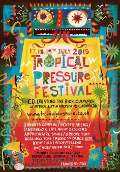 tropical music festival - Buscar con Google