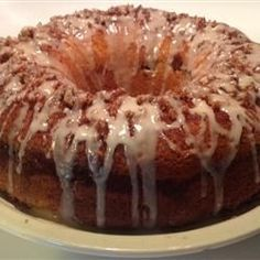 Honey Bun Cake Recipe :D
