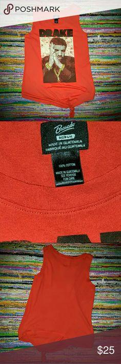 Drake Shirt Like New Condition!  Size Medium Tops Tees - Short Sleeve