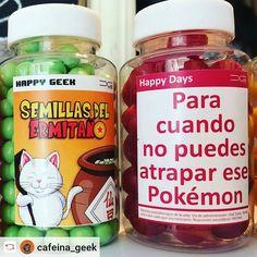 Disponible en @cafeina_geek #pokemon #dragonball #leongto