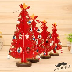 Wool christmas tree decoration christmas tree home decoration