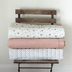 Pretty #baby #quilts | petithome