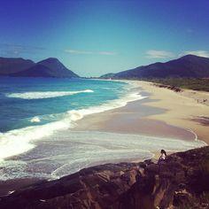 Praia da Armação - #floripa