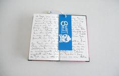 Punto de libro SWEET SKULL / separador libro por beacbarros en Etsy