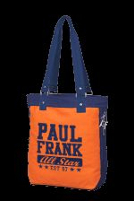 Tote Bag Paul Frank - Azul Pat