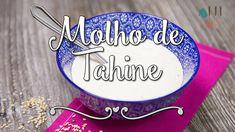 Receita de Molho de tahine. Para acompanhar falafel, legumes assados e saladas.