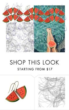 """""""Happy Summer........."""" by neotericstudio ❤ liked on Polyvore"""