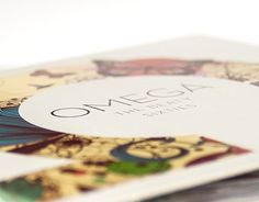 Box Design, Working On Myself, New Work, Omega, Place Cards, Behance, Place Card Holders, Gallery, Check