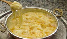 Muhlama (Kuymak) Tarifi / Marifetlitarifler'den yemek tarifleri