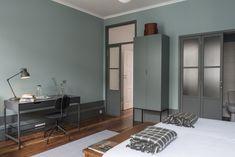 Suite 3 - A Bela Aurora, in Porto, Portugal Kids Bedroom Designs, Master Bedroom Design, Bedroom Wall, Bedroom Decorating Tips, Contemporary Bedroom Decor, Belle Villa, Blog Deco, Bedroom Styles, Beautiful Bedrooms