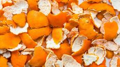 You'll Stop Throwing Away Orange Peels After Watching This - BRIGHT SIDE - scented candles, cleaner/cleanser, fire starter, deodorizer, to homemade repellent Orange Peels Uses, Peau D'orange, Orange Party, Diy Body Scrub, Natural Cleaners, Recipe For Mom, Diy Cleaning Products, Cleaning Solutions, Brighten Your Day
