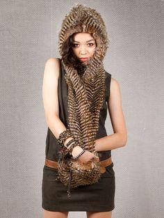 Spirit hood :: ADULTS :: F/W 2012-Women's :: Nighthawk