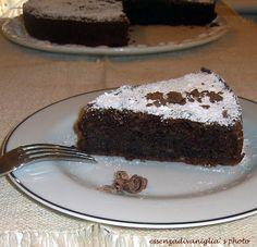 Essenza di Vaniglia: Torta di pane al cioccolato