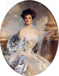 The Countess of Essex - John Singer Sargent