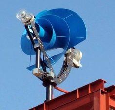 Ultra Efficient Archimedes Wind Turbine