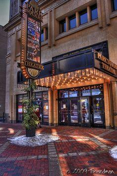Park Square Theatre ©Teresa Boardman