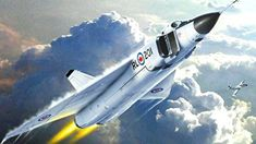 Az Avro Arrow - egy elpusztított ígéret.
