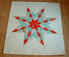 Image result for lone star circle quilt