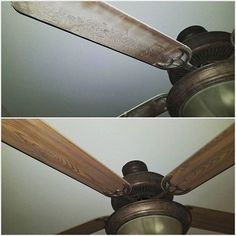 Now that is has cooled off don't forget to dust off those fan blades! #transformationtuesday #cleaningtransformation #imperialbeachlocals #sandiegoconnection #sdlocals #iblocals - posted by San Diego Real Estate Cleaning  https://www.instagram.com/sandiegorealestatecleaning. See more post on Imperial Beach at http://imperialbeachlocals.com