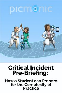 Have you heard of a critical incident taking place in the workplace from either a teacher or a practicing nurse or doctor?  Today's blog covers how a Student can Prepare for the Complexity of Practice with resources and support.
