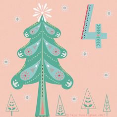 Day 4 Christmas Advent, by Faye Buckingham