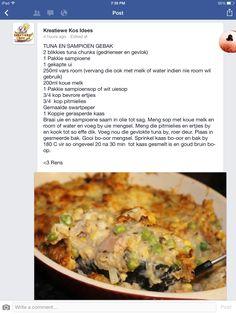 Tuna en Sampioen gebak