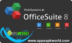 OfficeSuite 8 Premium + PDF Converter v8.2.3137 Cracked APK Direct Download