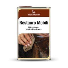 OLIO RESTAURO 0,5 Lt. - restaurátorský olej