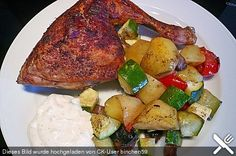 Hähnchenschenkel mit Ofen - Schmand - Gemüse, ein tolles Rezept aus der Kategorie Geflügel. Bewertungen: 207. Durchschnitt: Ø 4,5.