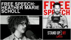 FREE SPEECH - HEATHER MARIE SCHOLL
