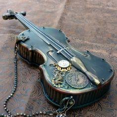 Steampunk Gothic Lolita Violin Purse Pirate Victorian style M08 OldJunkyardBoutique,http://smile.amazon.com/dp/B00J43351K/ref=cm_sw_r_pi_dp_nMyHtb0R0XYV69MD