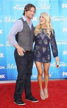 Carrie Underwod and her husband are already the CUTEST parents!