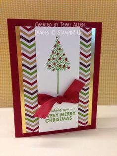 Version 2 of Warmth & Wonder by terrial - Cards and Paper Crafts at Splitcoaststampers