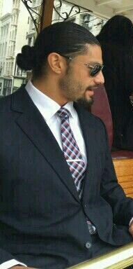 Roman Reigns wow you look gorgeous all dress up but all your ...