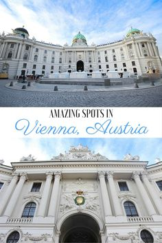 Where travellers should actually go in Vienna, Austria. Click through for some great insider travel tips!