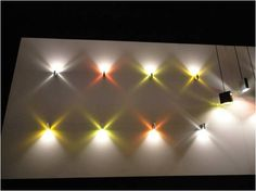 iluminação de parede - Pesquisa do Google
