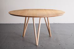 Hairpin Table by David Gaynor Design | Dining tables
