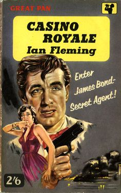 Existential Ennui: Is Ian Fleming's James Bond Really a Sexist, Misogynistic Bastard?