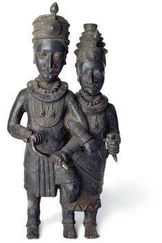 QUEEN (ONI) OLUWO OF ILE IFE: AFRICAN YORUBA QUEEN WHO PAVED THE SOUTHERN NIGERIA CITY OF IFE IN 1000 AD
