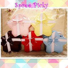 #spreepicky #cutebag #lolitabag #starbag #freeship   ONE SIZE: length/25cm,height/25cm,thickness/8cm  Made of PU leather  weight: 500 g  It takes about 3-5 working days to process your order and  10-30 working days for shipment depending on the destinations.  A tracking number will be offered as soon as the package shipped out.  Shippin...