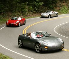 2006 Pontiac Solstice, The Other Sister, Saturn Sky, Pontiac Cars, Buick, Cadillac, Cool Cars, Chevrolet, Vehicles