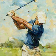 Dorus Brekelmans – Golf swing