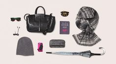 What's in your bag? #MakeTheOutfit