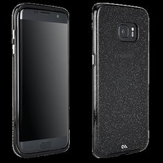 Samsung Galaxy S7 edge Case-Mate Naked Tough Case - Glam Noir | T ...
