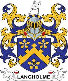 Langholme Coat of Arms
