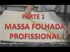 MASSA FOLHADA PROFISSIONAL - YouTube